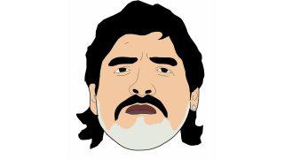 La morte di Maradona e il media event