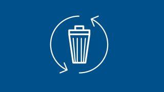 Sensori e waste management